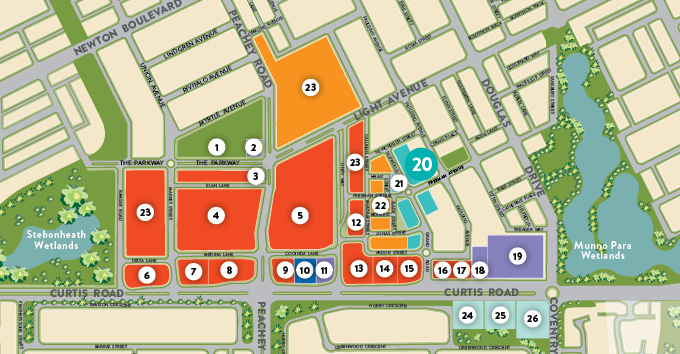 New Town Centre Plan